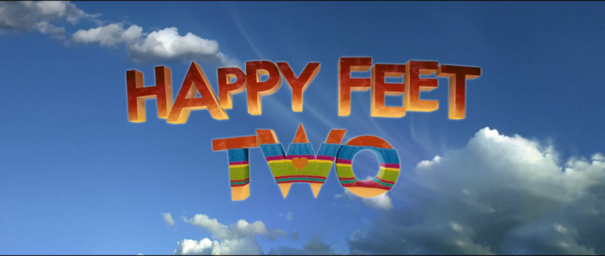 Happy Feet HD Logos and Logos