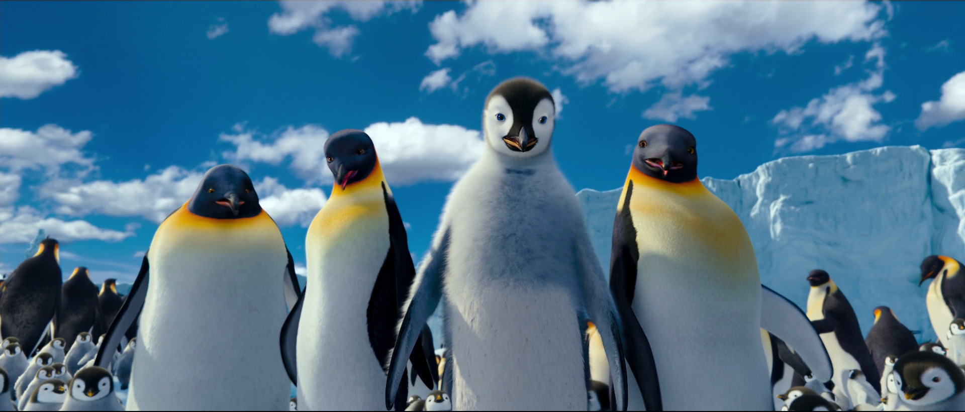 happy feet the movie and how it relates to social psychology The mission of positive psychology is to understand and foster the factors that allow individuals, communities, and societies to flourish (seligman & csikszentmihalyi, 2000)what role do positive emotions play in this mission.