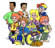 Burger King Kids Club group