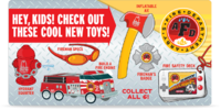 Arby's Fire Department (Arby's, 2011)