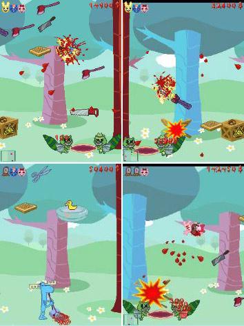 Игру happy tree friends для телефона