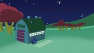STV1E7.2 Shed at Night