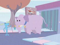 Lumpy's Elephant