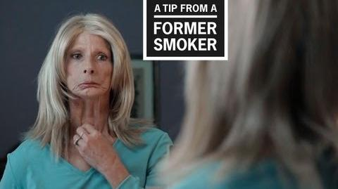 CDC Tips from Former Smokers - Terrie's Ad