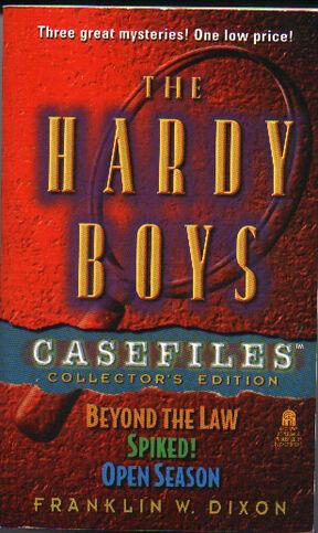 1998HardyBoysCasefilesCollectorsEdition3