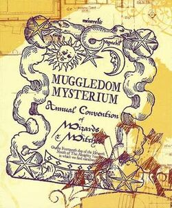 Muggledom Mysterium