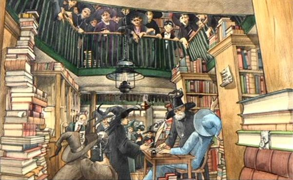 File:Flourish and Blotts (Concept Artwork for the HP2 movie 01).JPG