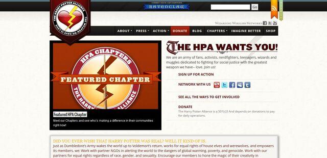 File:Harry Potter Alliance Homepage.jpg