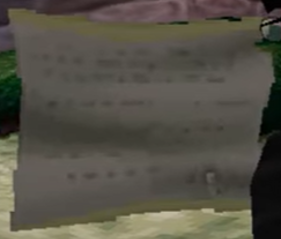 Hermione Granger's third letter (PS - PS1)