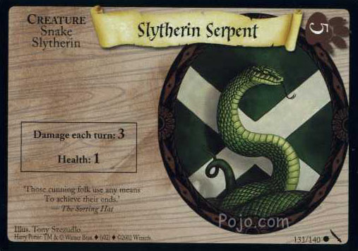 File:Slytherin Serpent (Harry Potter Trading Card).jpg