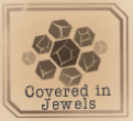 Beast identifier - Covered in Jewels