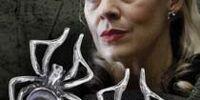 Narcissa Malfoy's spider earrings