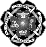 Ilvermorny Crest 2