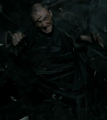 Unidentified Death Eater killed by Kingsley Shacklebolt.png