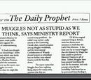 Mitteilungsblätter des Tagespropheten