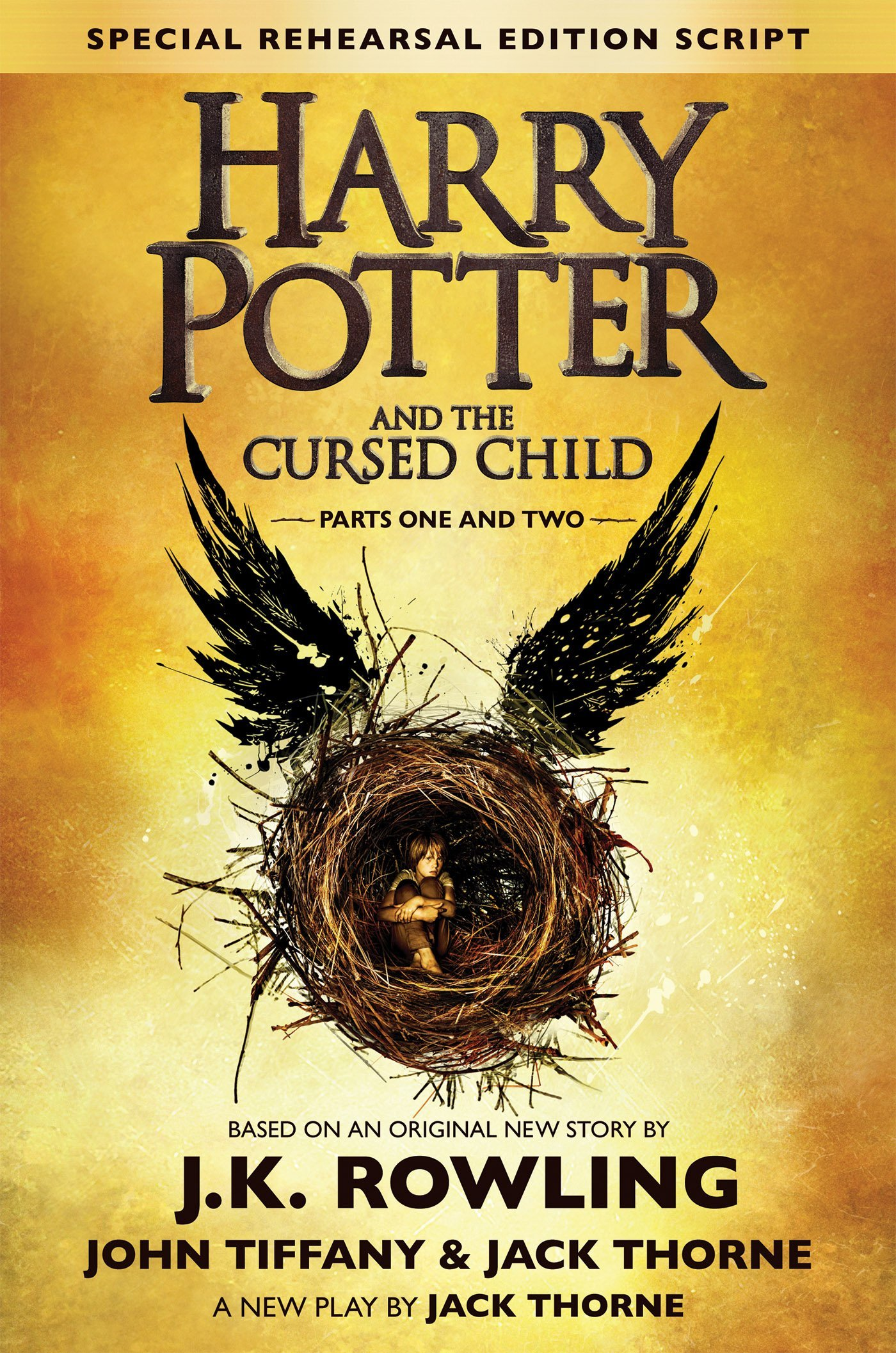 Image result for book harry potter and cursed