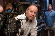 David Yates filming