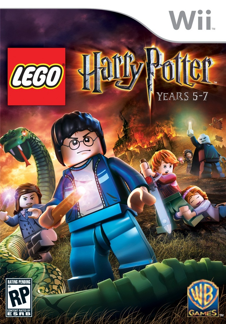 lego harry potter years 1 5