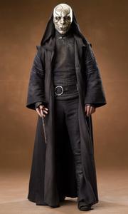 Death Eater attire PM