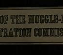 Head of the Muggle-Born Registration Commission