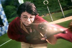 Harry Potter and Snitch