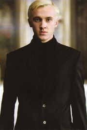 Draco Mafloy Half-Blood Prince