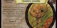 Garden Gnome (Trading Card)