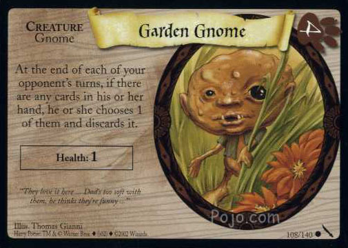 File:Garden Gnome (Harry Potter Trading Card).jpg