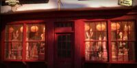 Zonko's Joke Shop (The Wizarding World of Harry Potter)