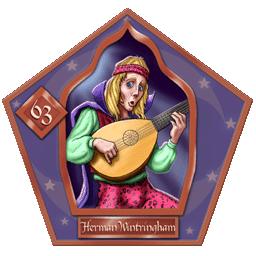 Herman Wintringham-63-chocFrogCard