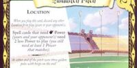 Quidditch Pitch (Trading Card)