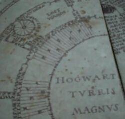 Hogwarts Turris Magnus