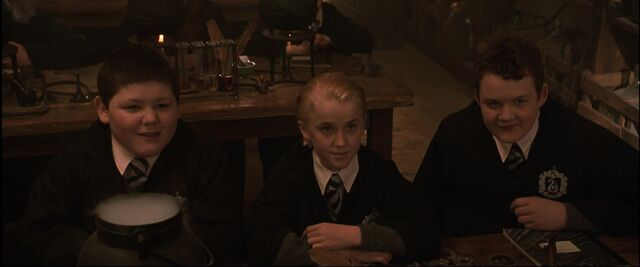 File:The Trio (Crabbe, Malfoy and Goyle) 1991b.JPG