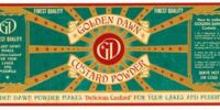 Golden Dawn Custard Powder