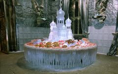 YuleBall WB F4 IceSculptureAndFood Promo 080615 Land