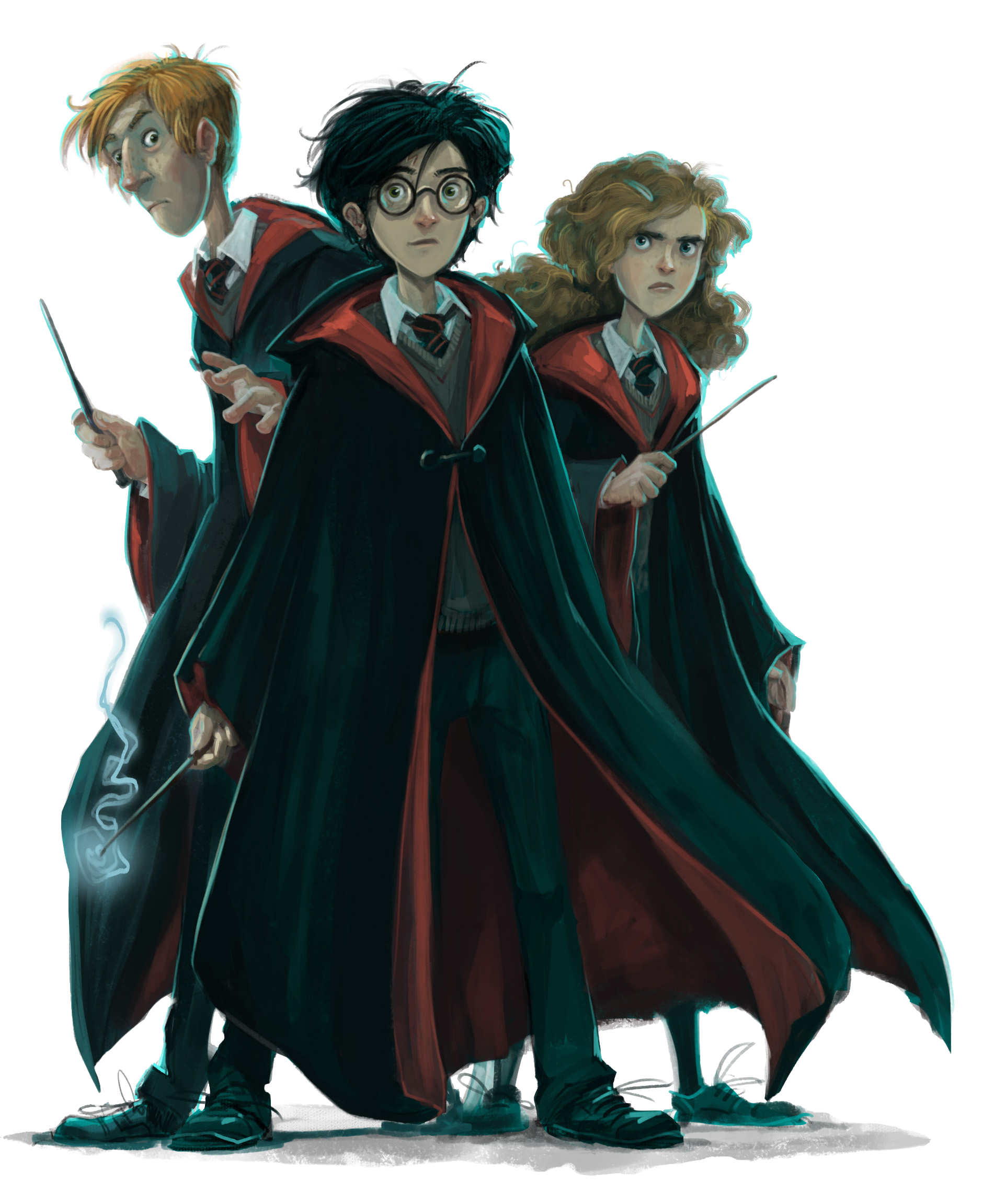 Harry Potter Book Cover Png : Image trio bloomsbury harry potter wiki fandom