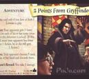 5 Points from Gryffindor (Trading Card)