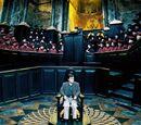 Disciplinary hearing of Harry Potter