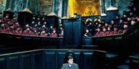 Disciplinary hearing of Harry Potter