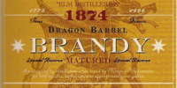 Dragon Barrel Brandy