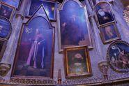 Portraits-previous-headmasters-of-hogwarts