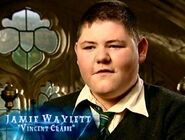 Jamie Waylett (Vincent Crabbe) HP4 screenshot