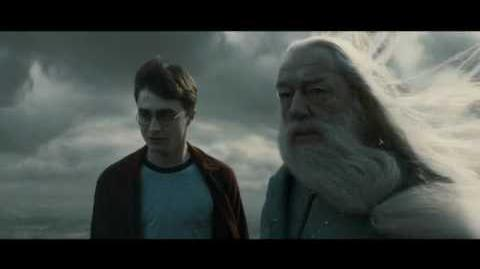 Harry Potter and the Half Blood Prince - Journey to the Cave Scene