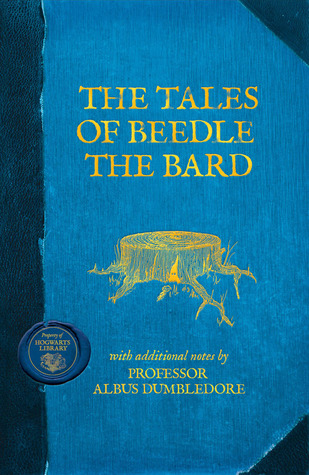 File:The Tales of Beedle the Bard Hogwarts Library cover.jpg