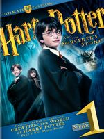 Sorcerer's Stone DVD Ultimate Edition Cover