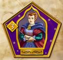 Helga Hufflepuff - card POAG