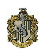 Hufflepuff coat of arms