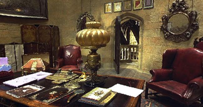 Defence Against The Dark Arts Teacheru0027s Office | Harry Potter Wiki | FANDOM  Powered By Wikia