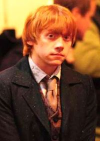 Ron Weasley DH photo