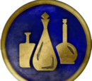 Potions Club Veteran Badge